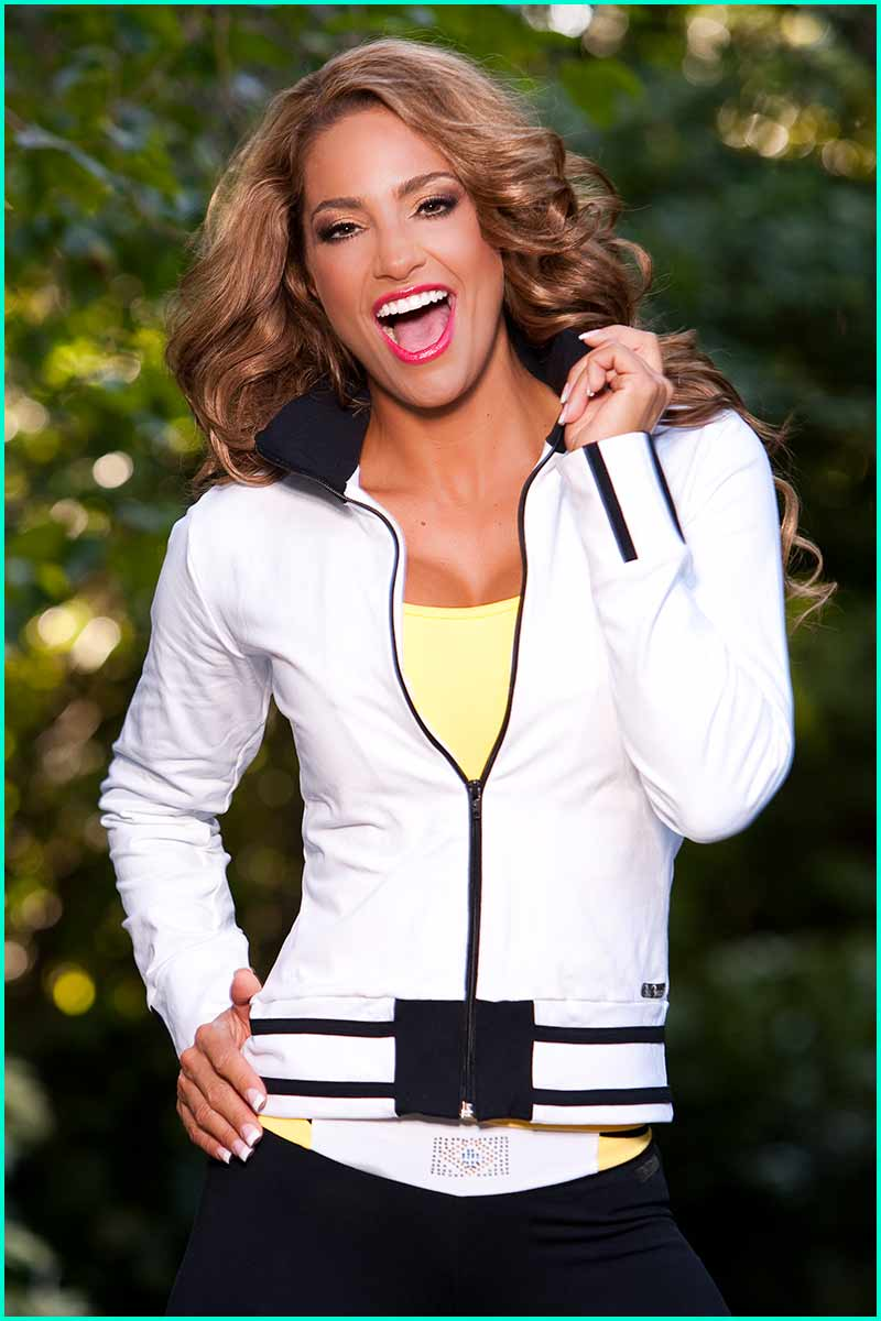 Bia Brazil Freedom Jacket