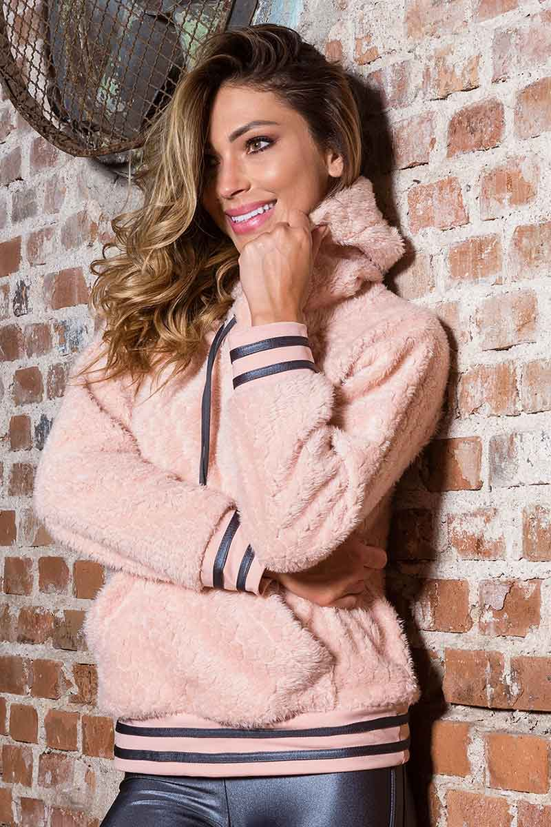 Bia Brazil Lush Pullover Jacket