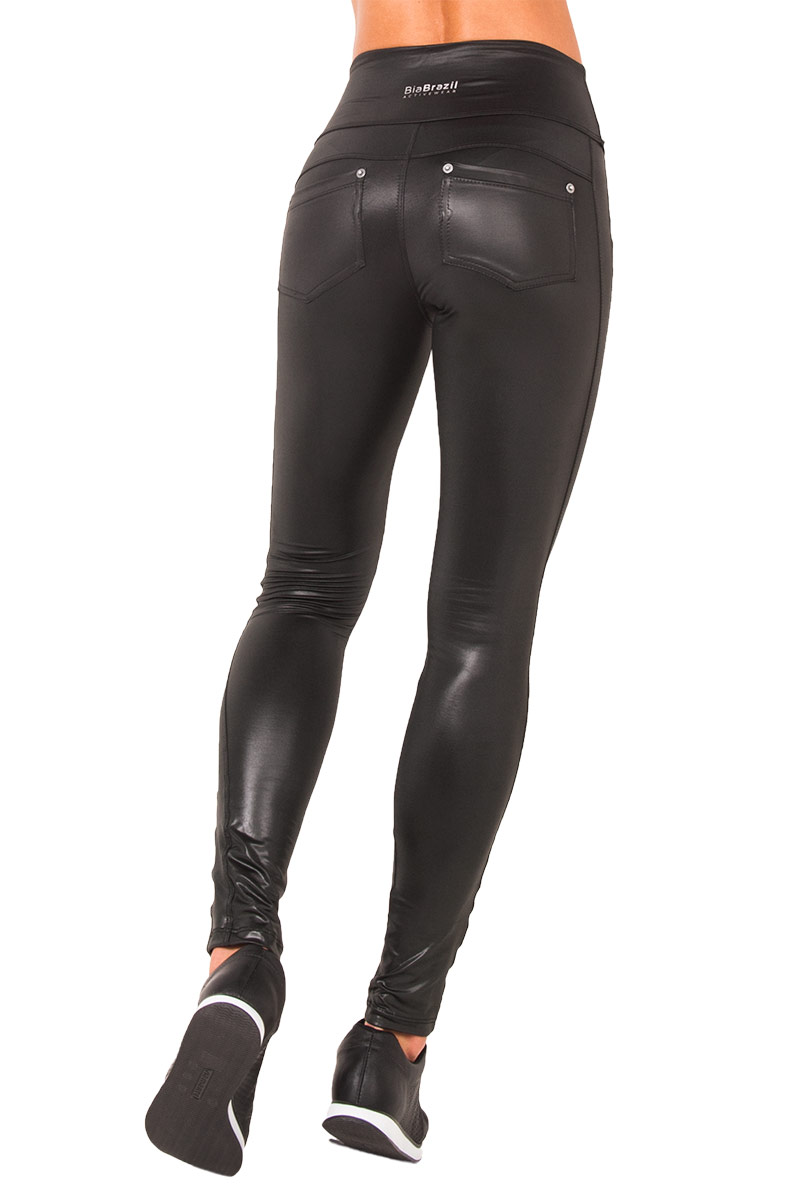 Bia Brazil Moto Pocket Legging