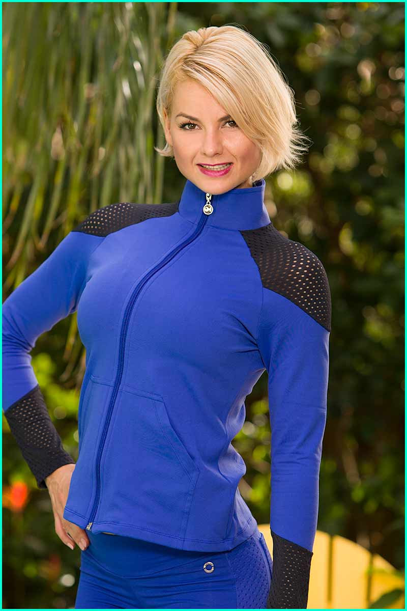 BlueFish Mesh Quad Jacket-Special Purchase