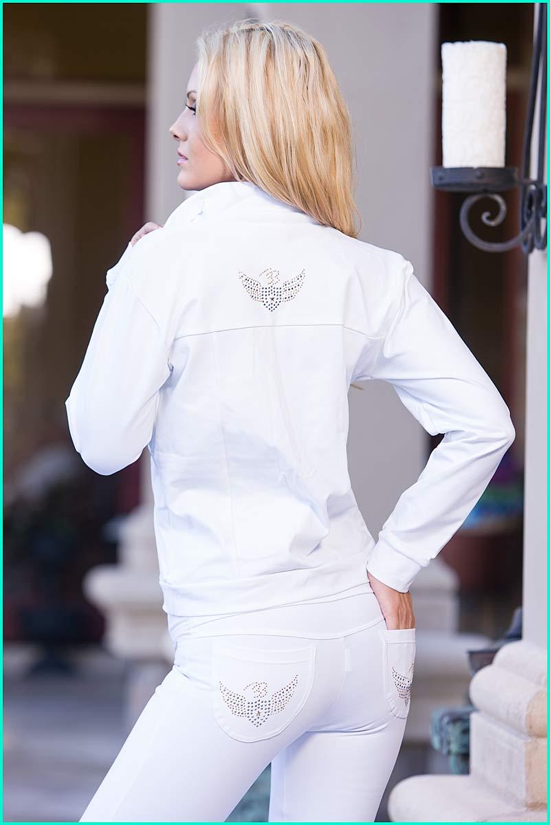 Body Brazil Angel Wings Jacket