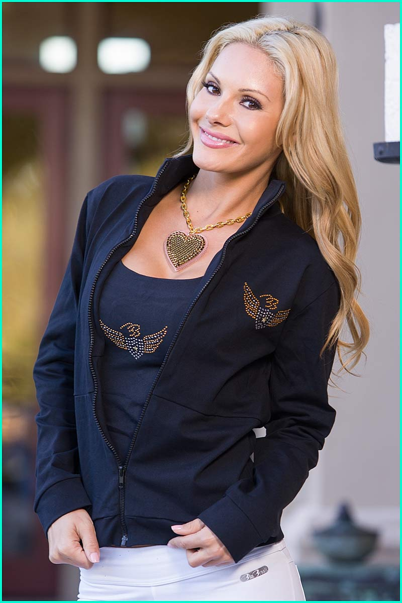 40% OFF Body Brazil Angel Wings Jacket