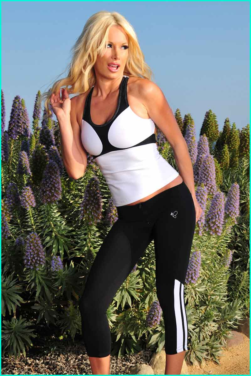 Body Brazil Sports Zipper Capri