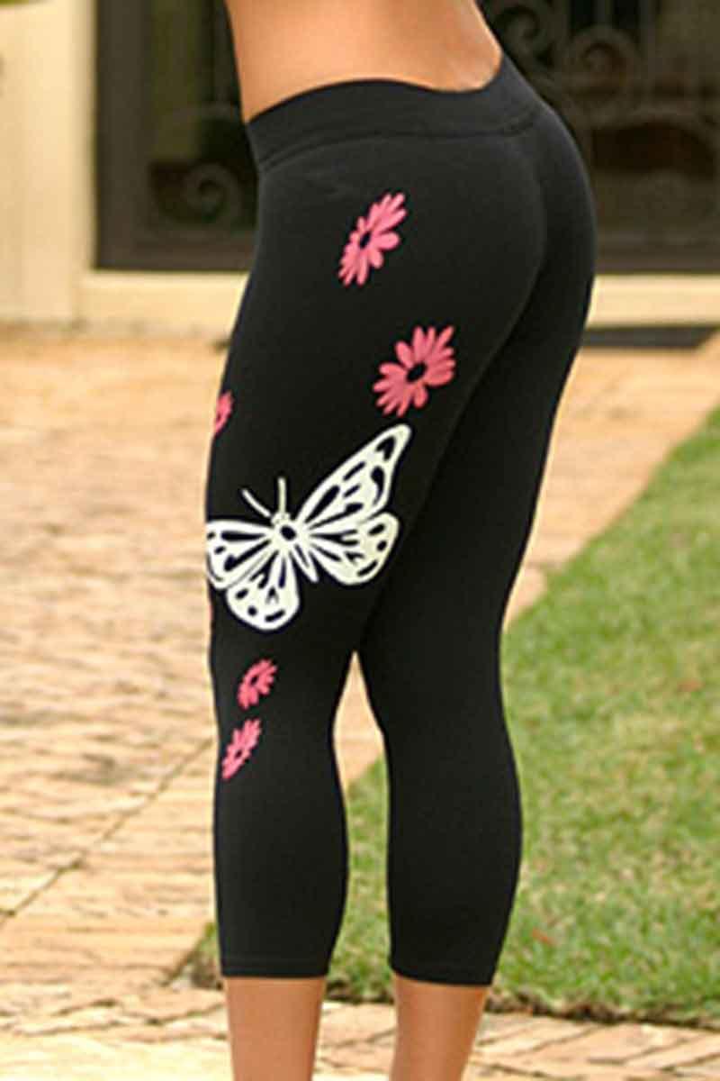 Body Brazil Butterfly & Lotus Capri