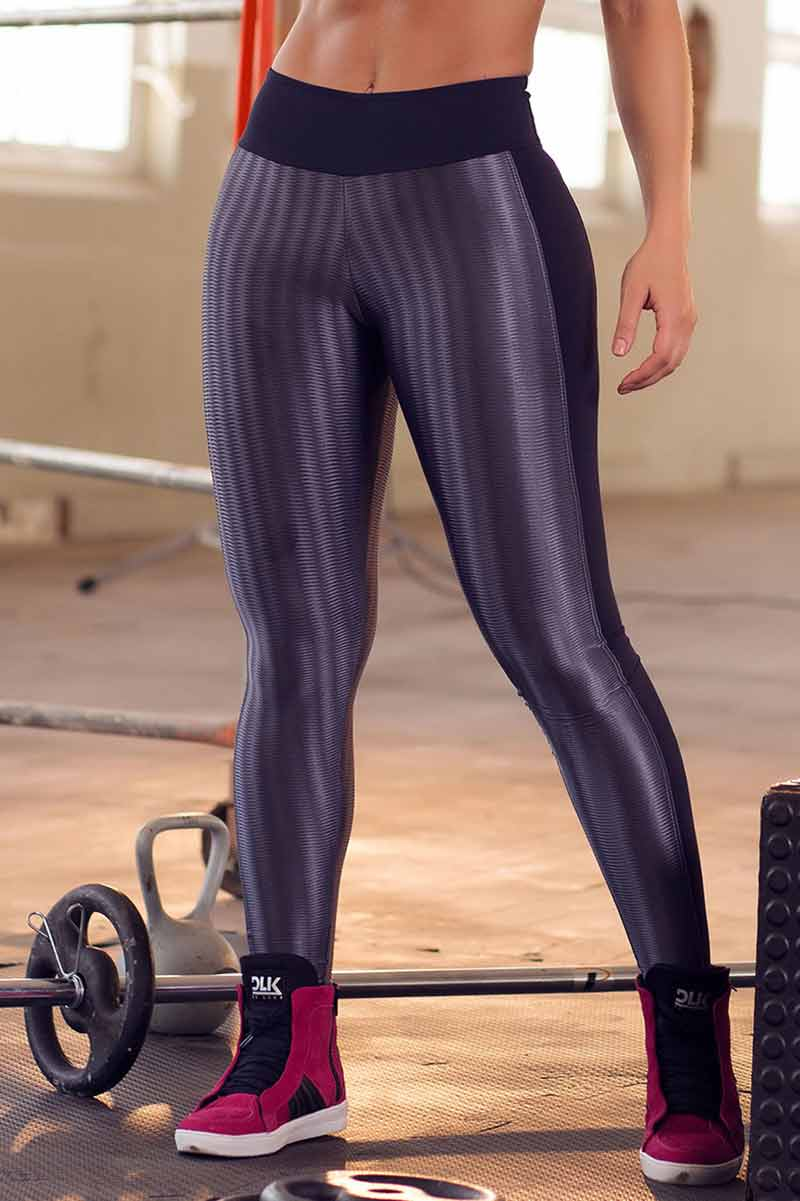 Deluka Shadow Stripe Legging