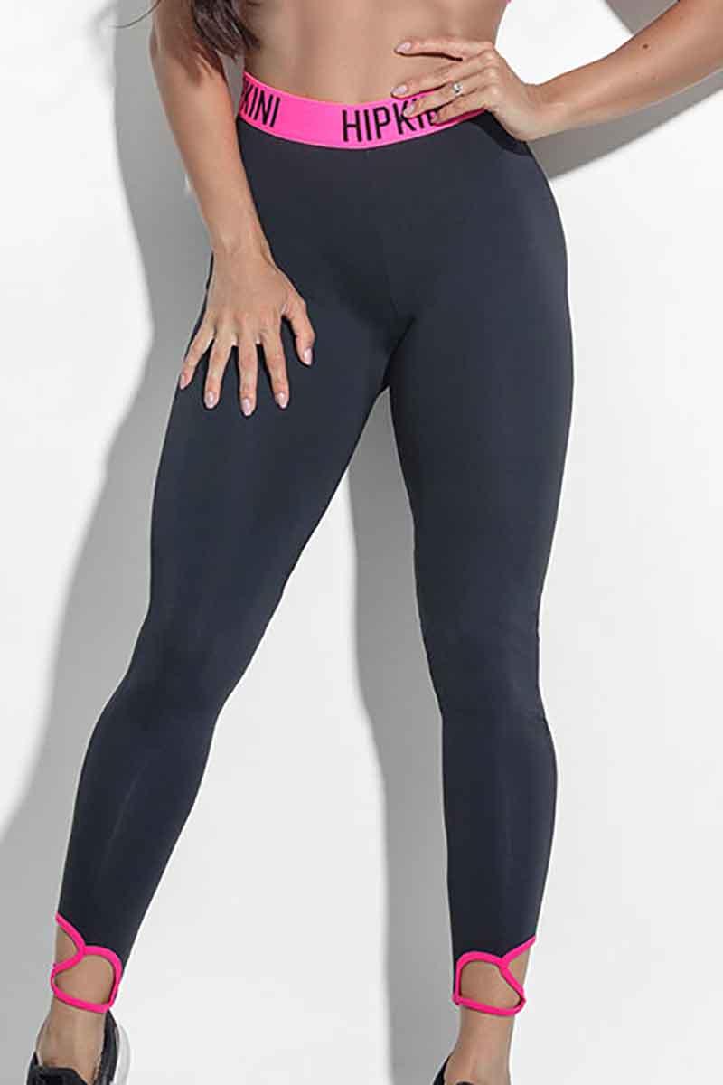 Hipkini Ankle View Legging in S/M & M/L