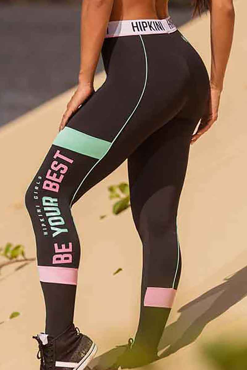 Hipkini Be Your Best Brazilian Legging