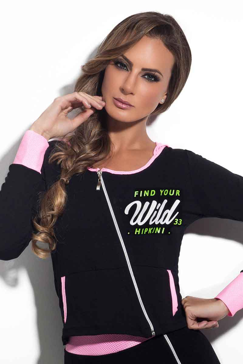 Hipkini Find Your Wild Top
