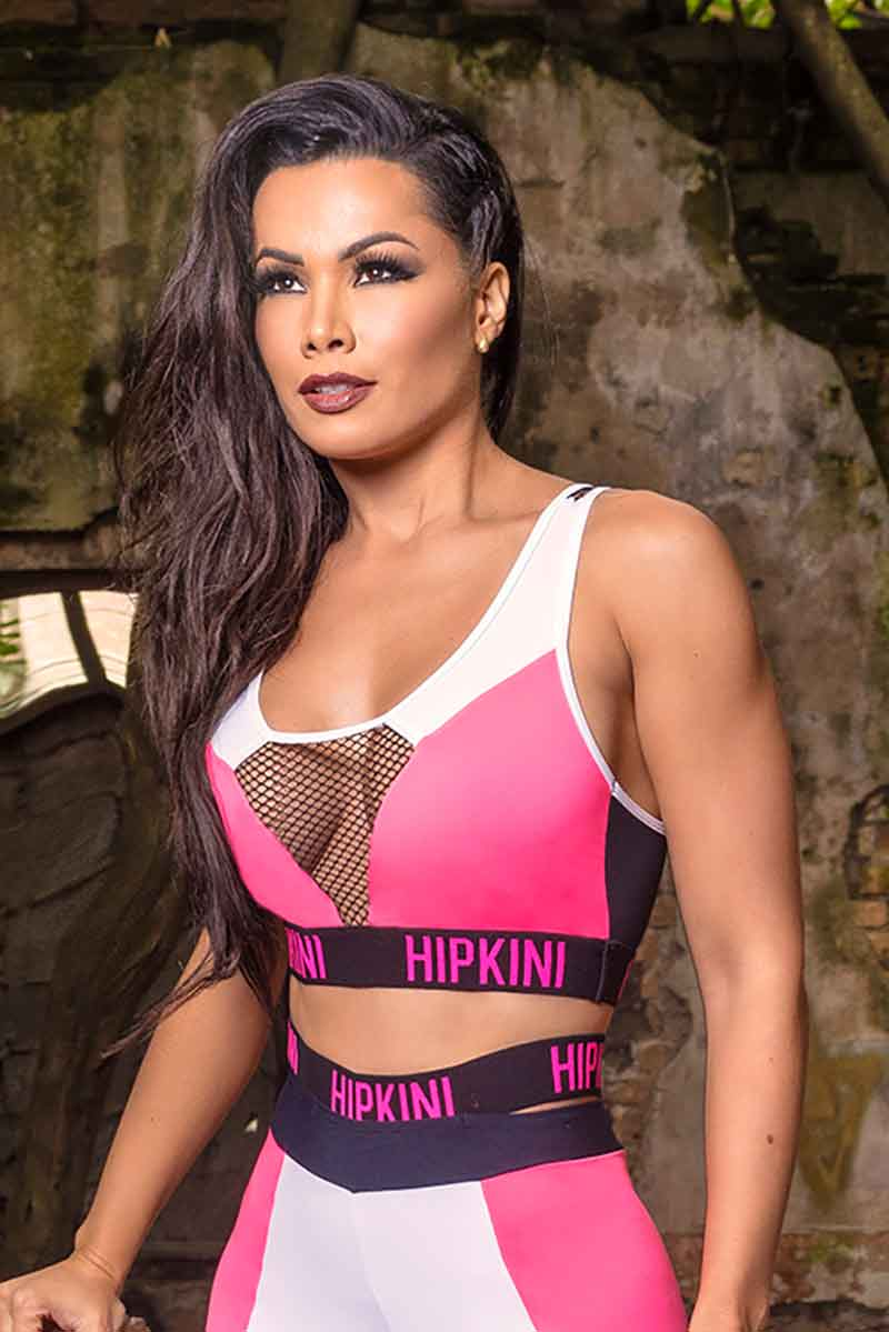 Hipkini Fit Up And Go Bra