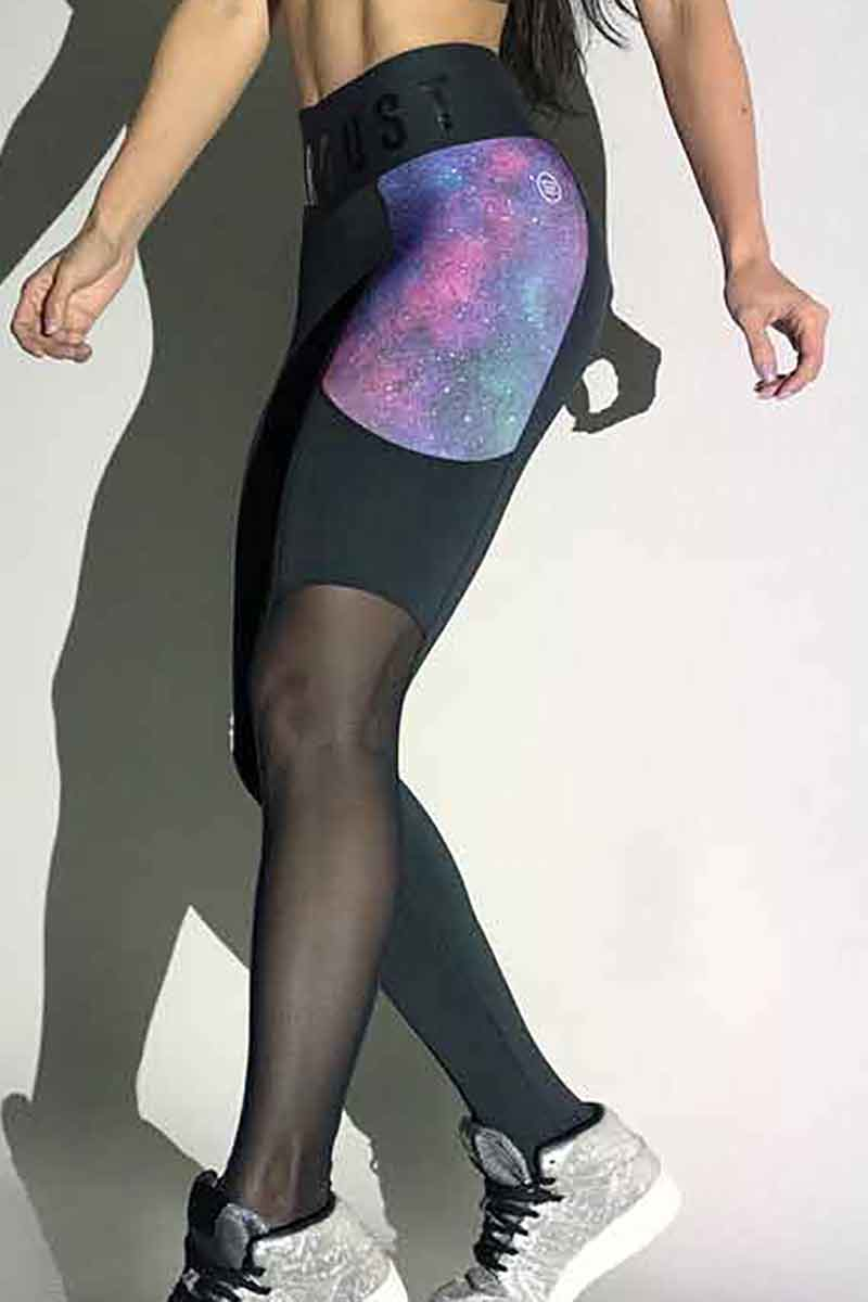 Hipkini Galaxy Glow Legging