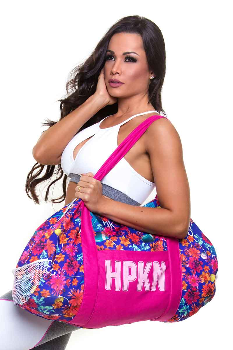 Hipkini Get Flirty Duffle Bag
