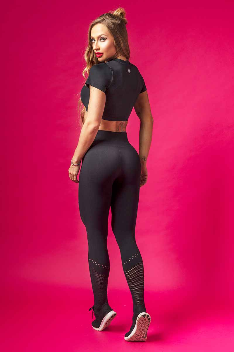 Hipkini Girl Power Seamless Legging