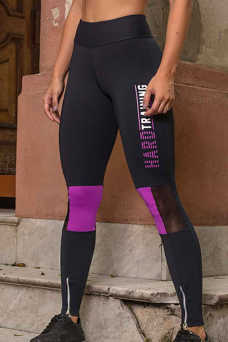 Hipkini Hard Training Legging in S/M & M/L
