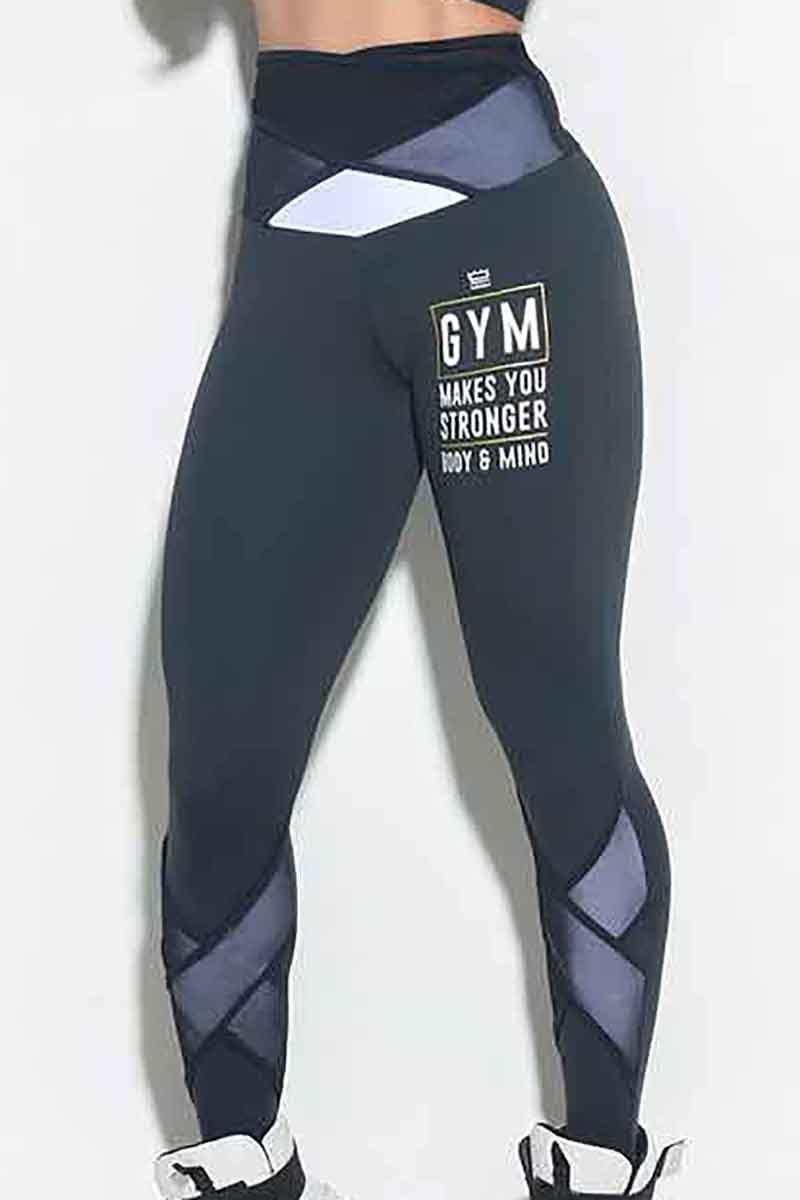 Hipkini Makes You Stronger Legging