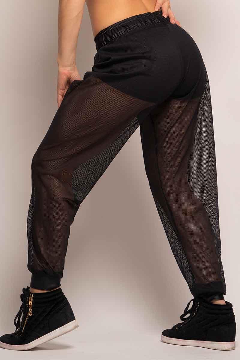 Alto Mesh Illusion Pants