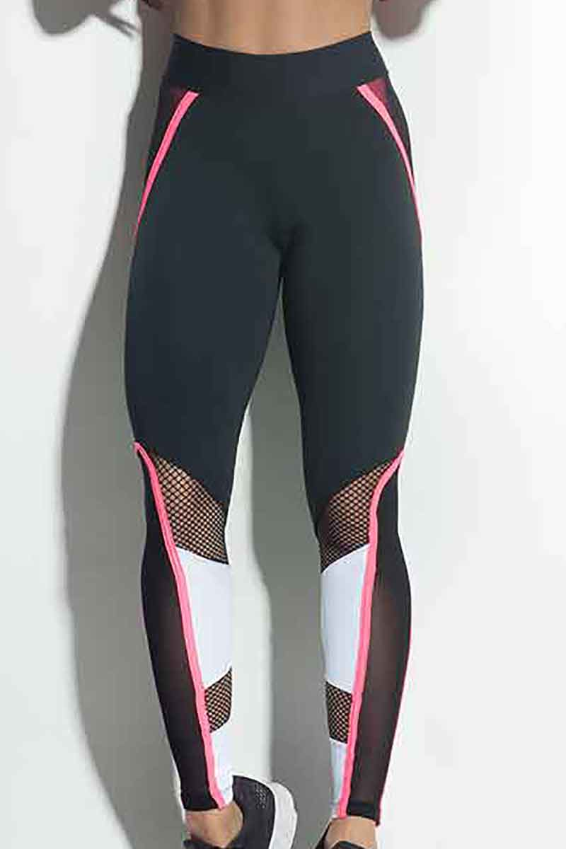 Hipkini Mesh Zone Legging