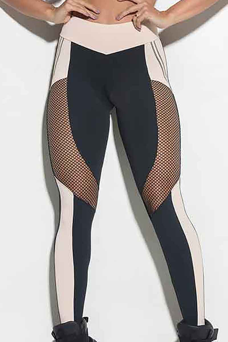 Hipkini See Thru Sensation Legging in S/M & M/L
