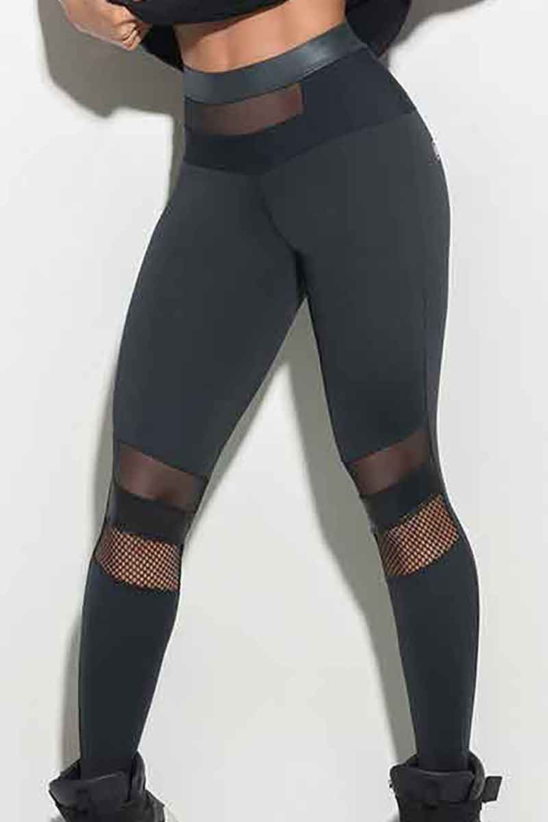 Hipkini Show The Abs Legging in S/M & M/L