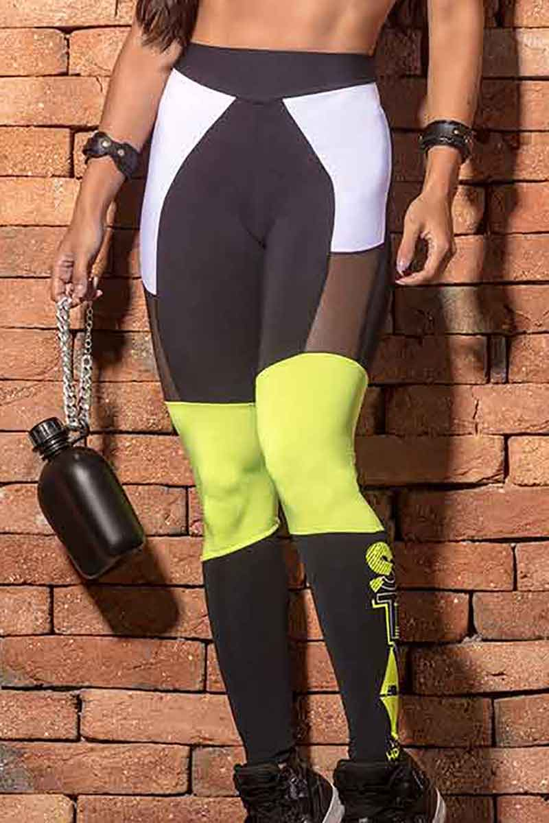 Hipkini Stay On Focus Legging in S/M & M/L