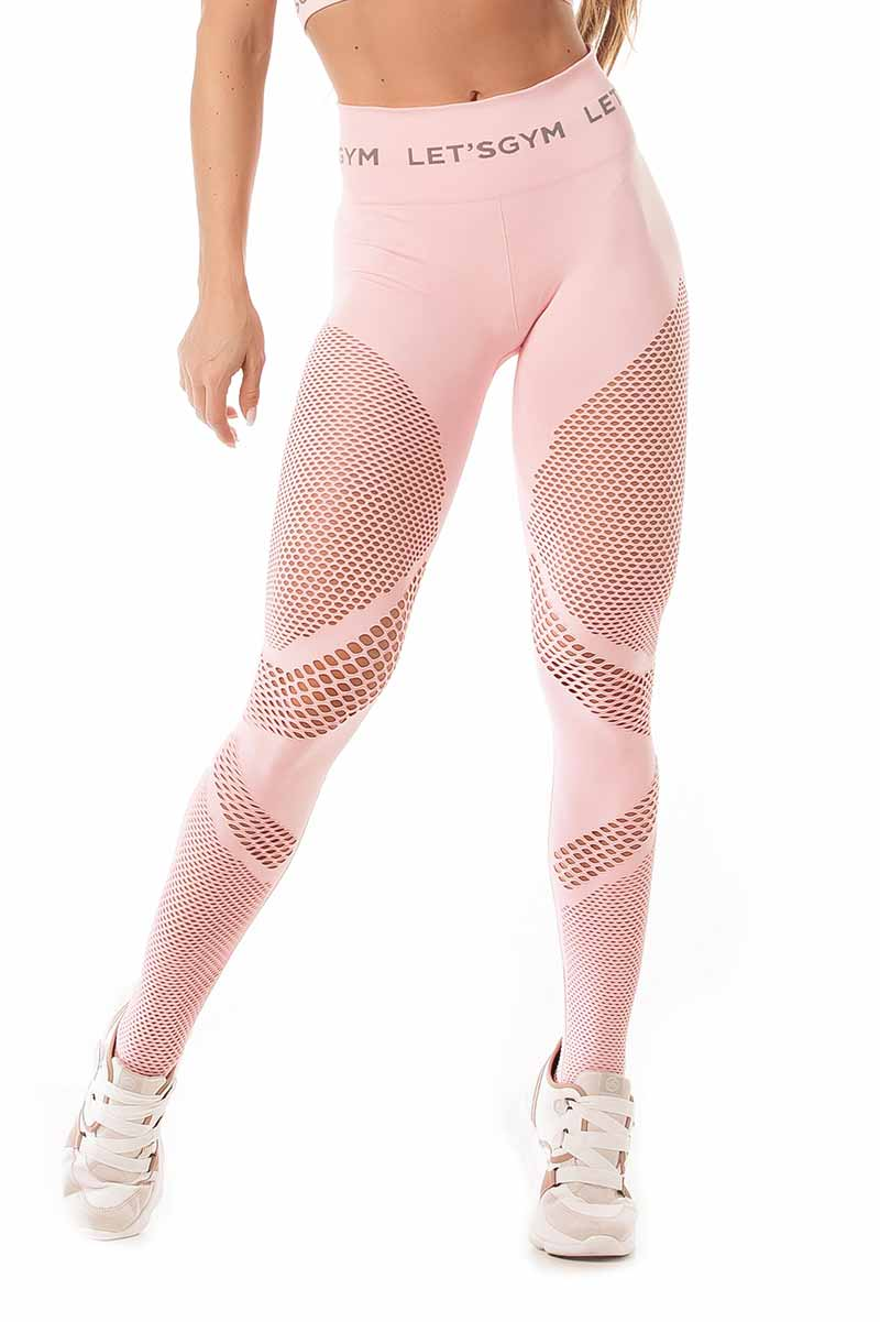 Let's Gym Delight Seamless Legging