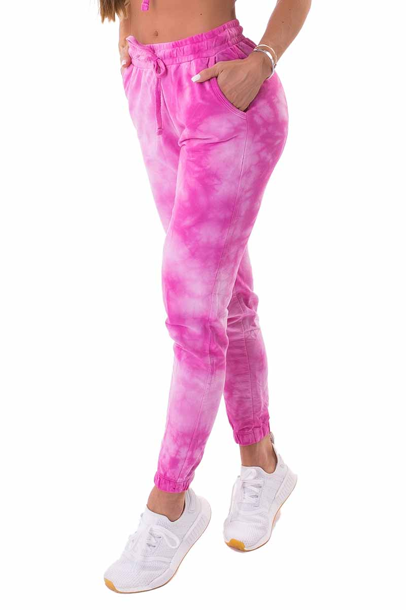 Let's Gym Party Pink Pant