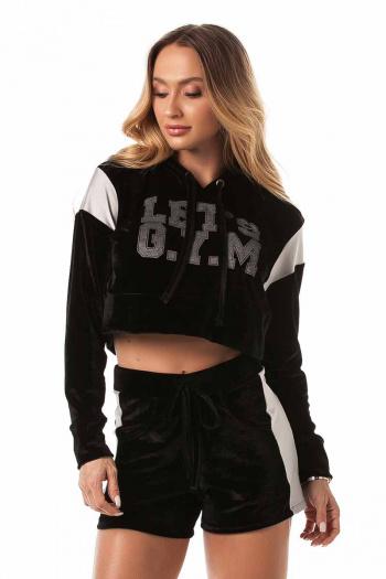 Let's Gym Ebony Crush Shorts