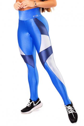 Let's Gym Pacific Island Legging