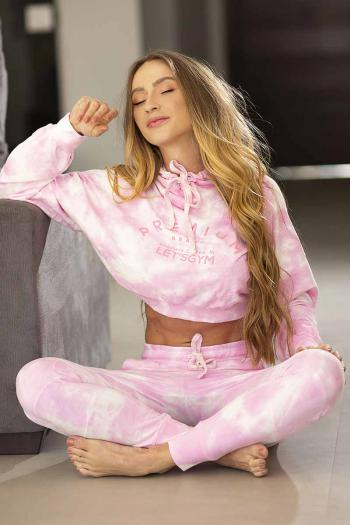 Let's Gym Pink Dream Top