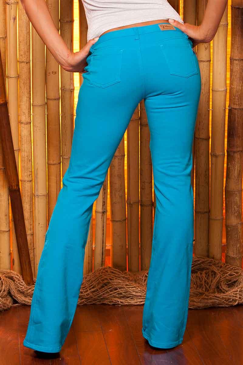 Brasil Azure Boot Cut Jeans