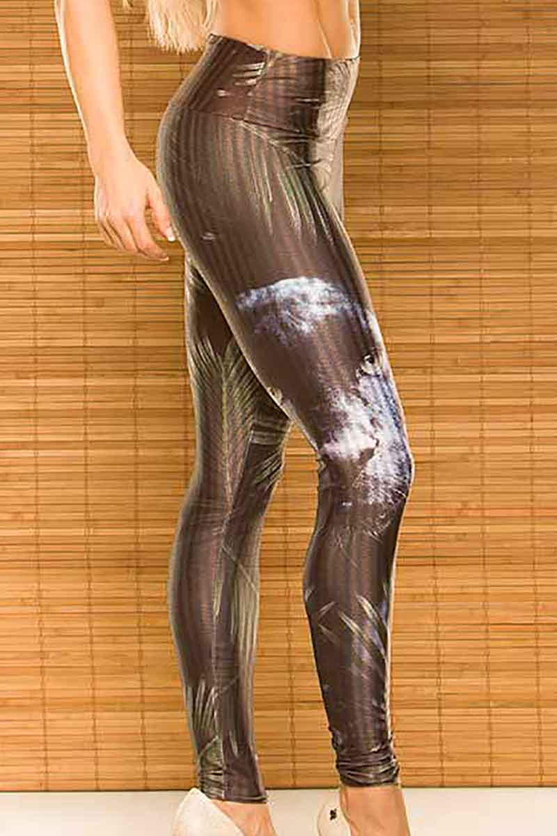 Alto Black Panther Legging