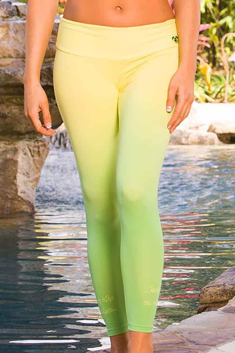Alto Colors of Brazil Legging