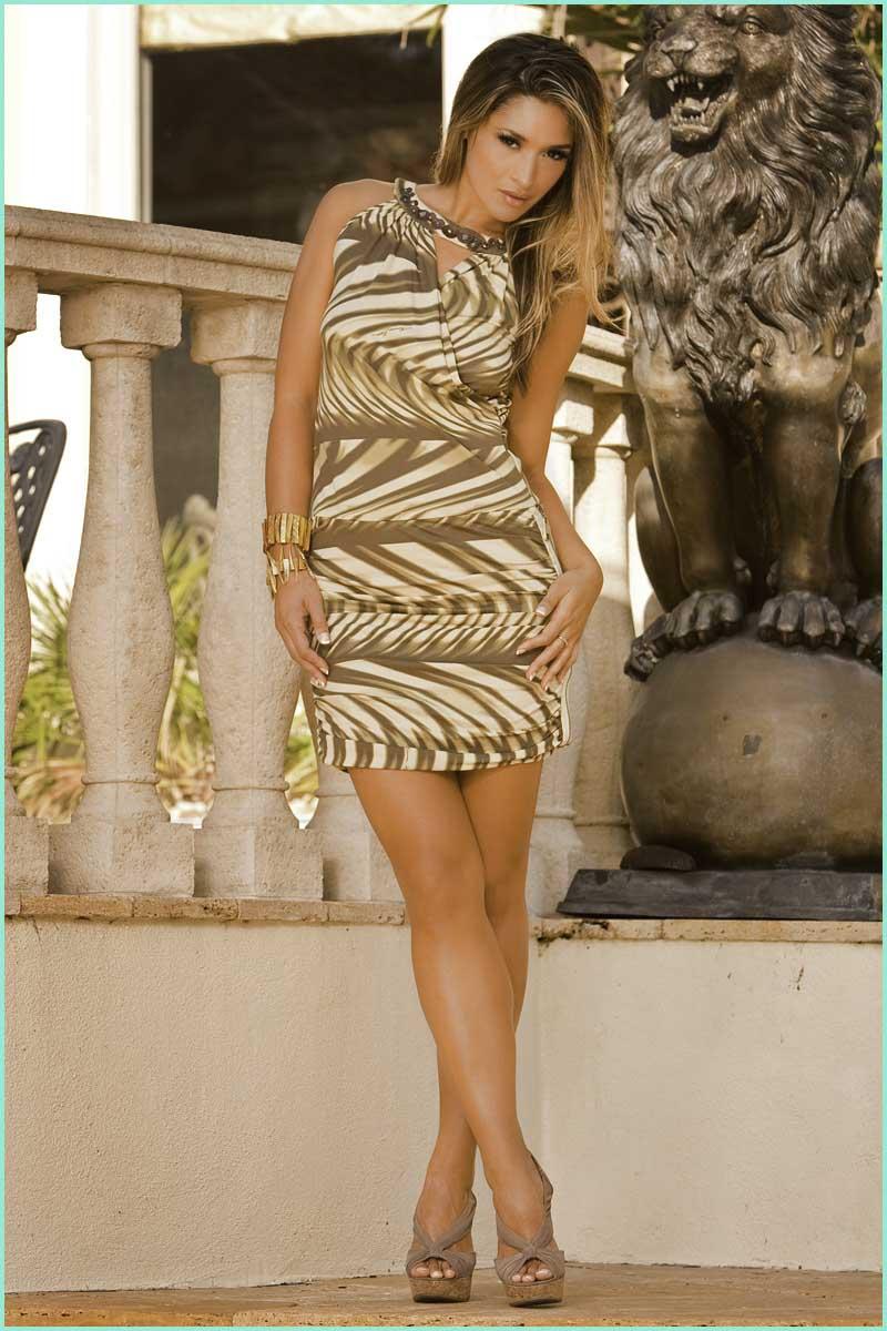 Morena Rosa Enchanting Dress