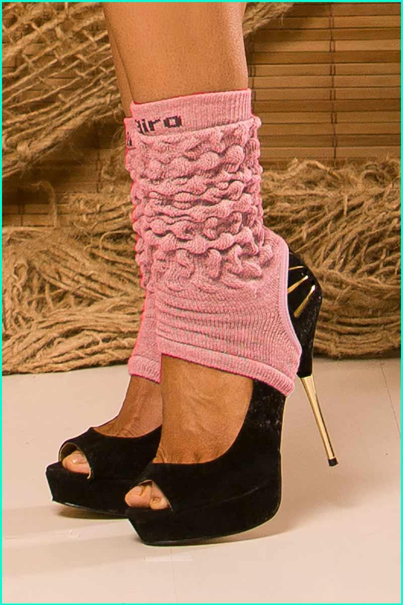Alto Heel Leg Warmer