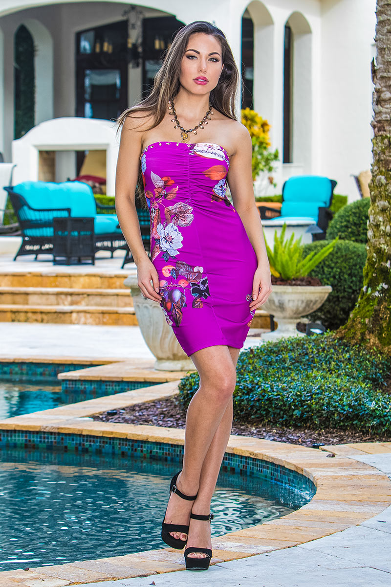 Moikana Jasmine Fatale Dress