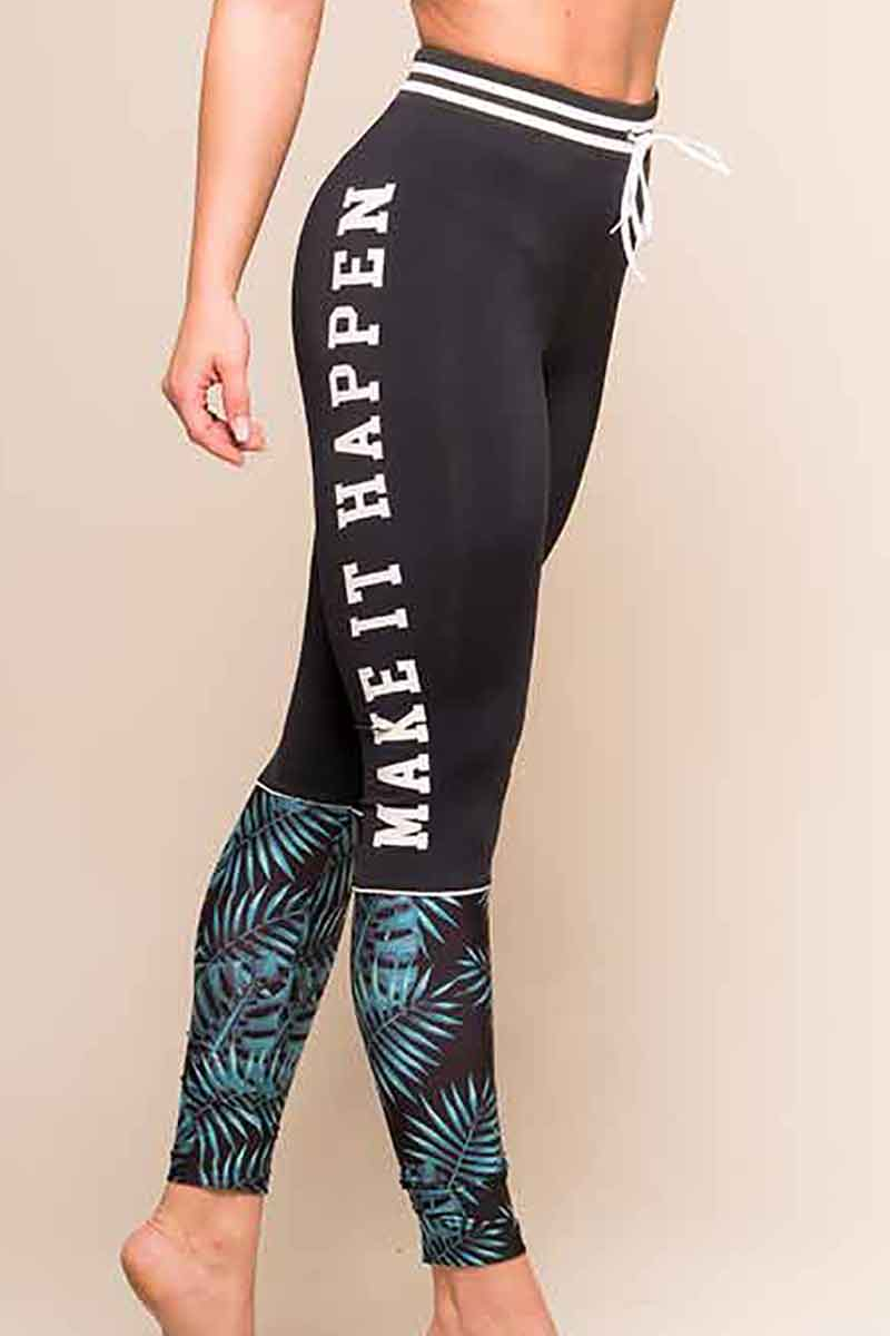 Alto Jungle Happens Legging