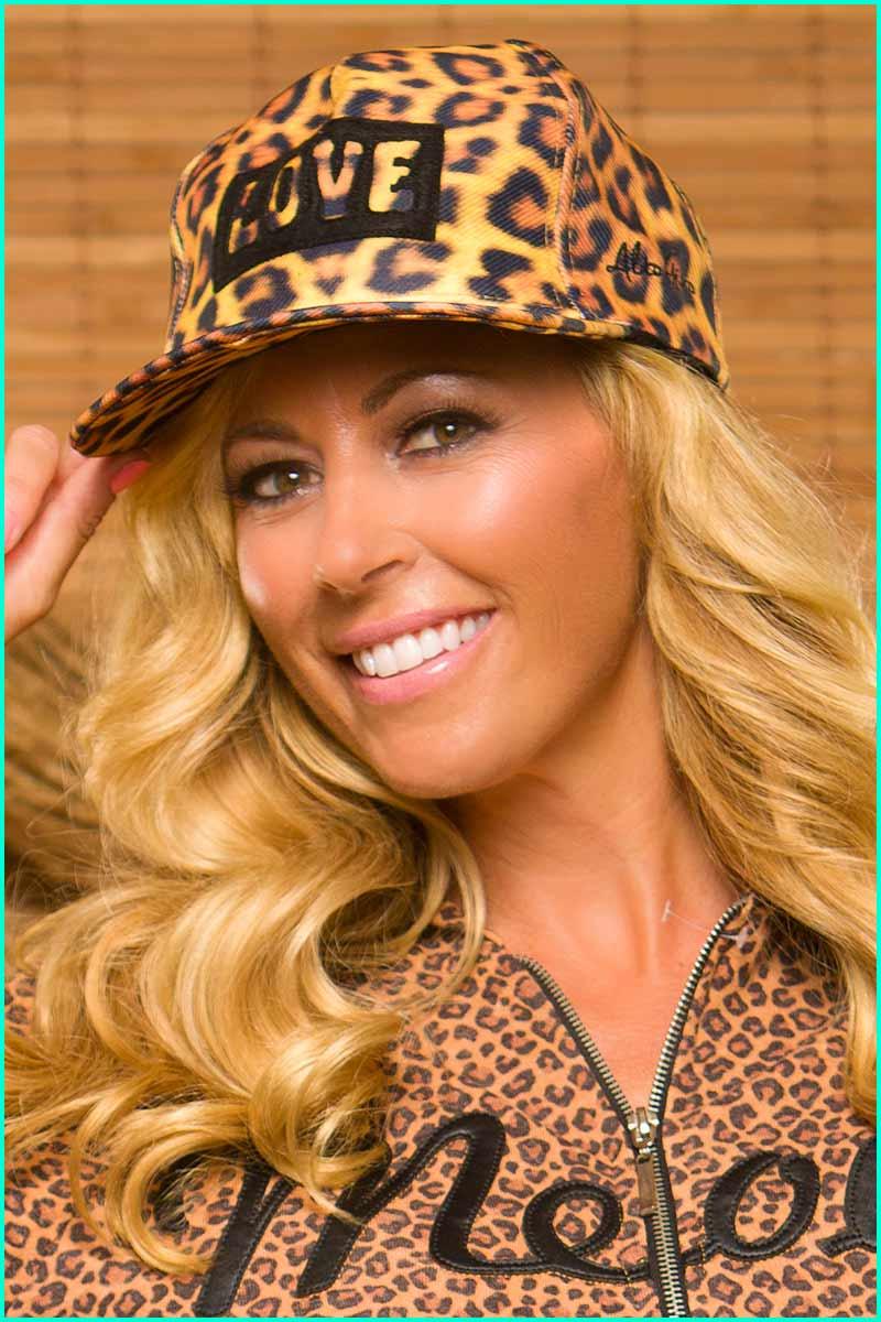 Alto LOVE Leopard Cap