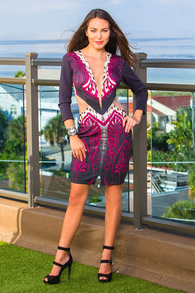 Moikana Magnetize Dress