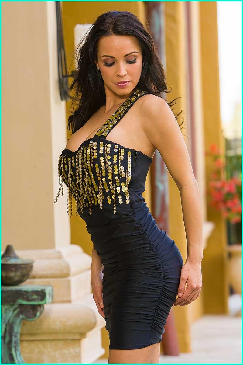 Morena Rosa Monaco Dress