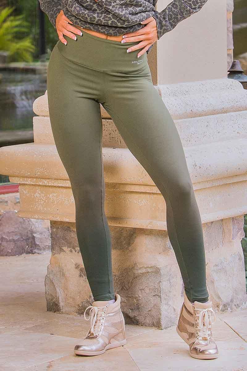 Alto Olivine Ombre Legging