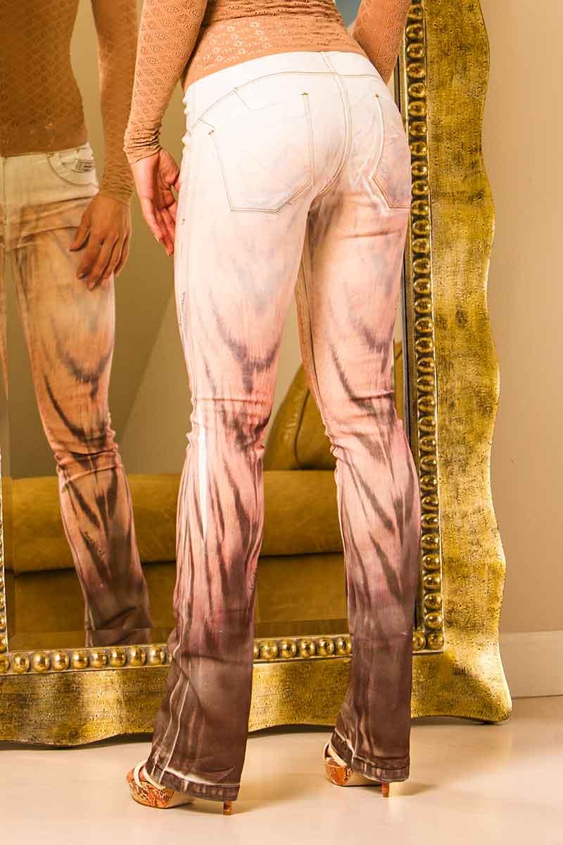 Moikana Ombre Tiger Jean