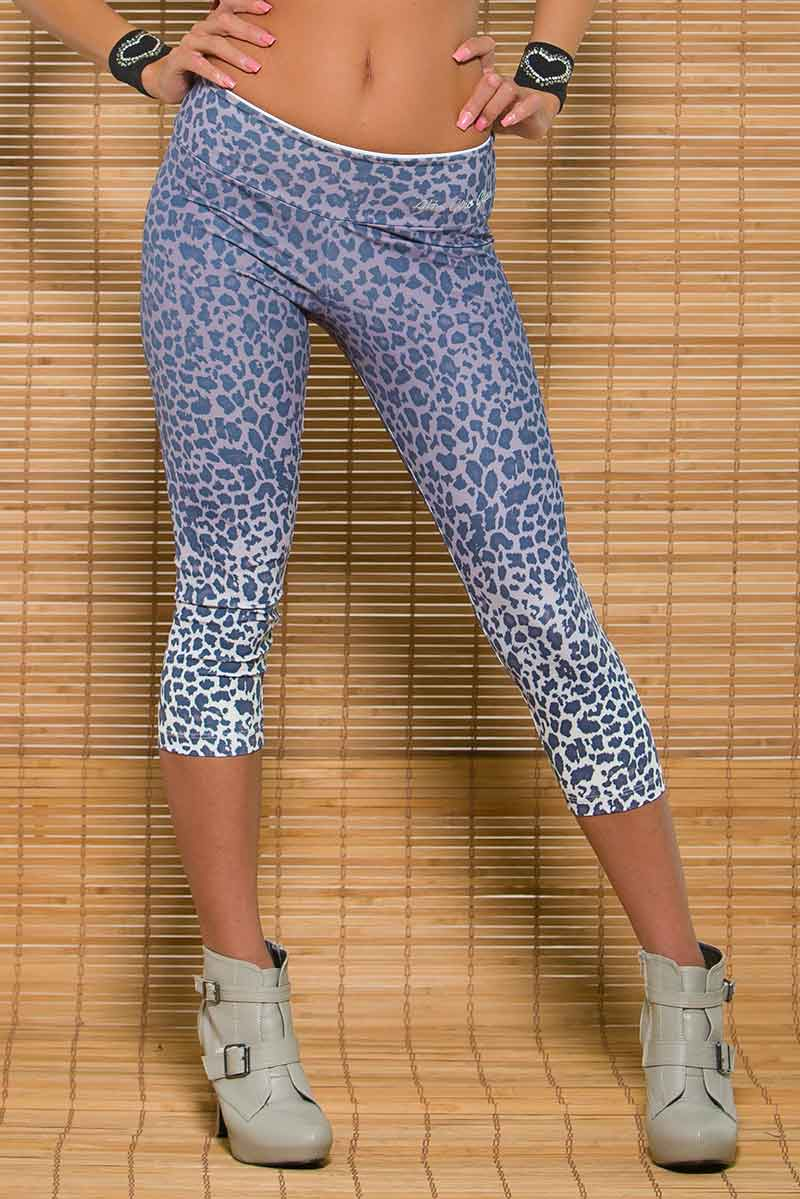 Alto Platinum Leopard Legging