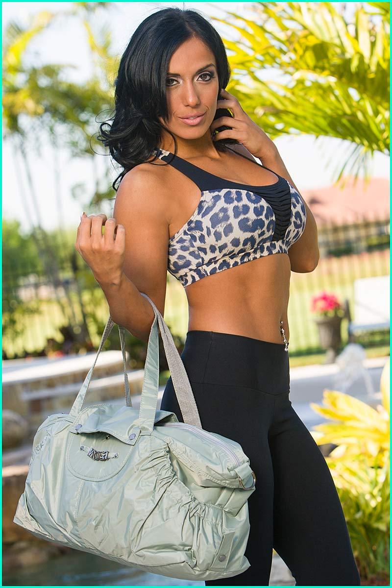50% OFF Morena Rosa Paradise Duffle Bag