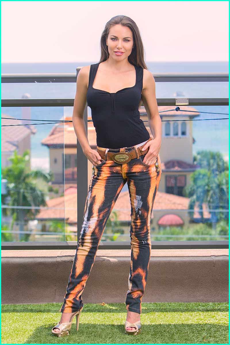 Morena Rosa Primal Jean