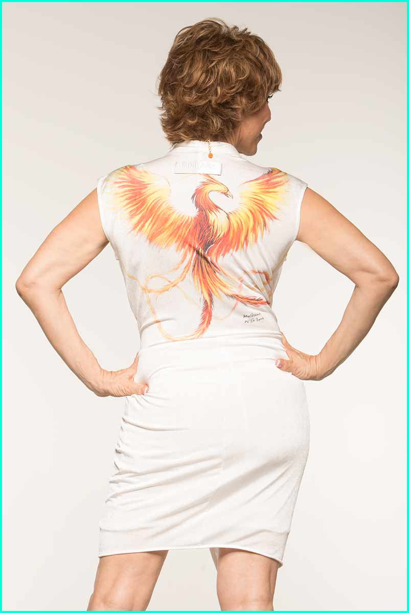 Moikana Rising Phoenix Dress