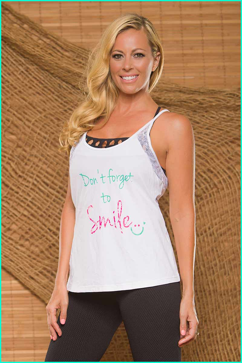 Alto Smile Lace Top