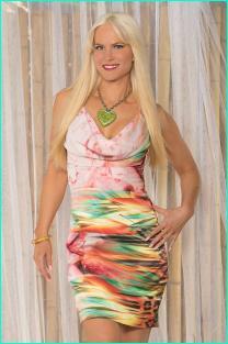 Morena Rosa Utopia Dress