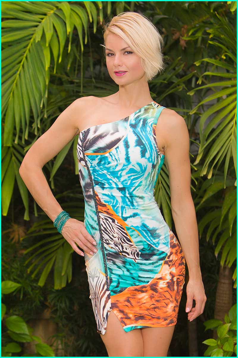 Moikana Untamed Dress