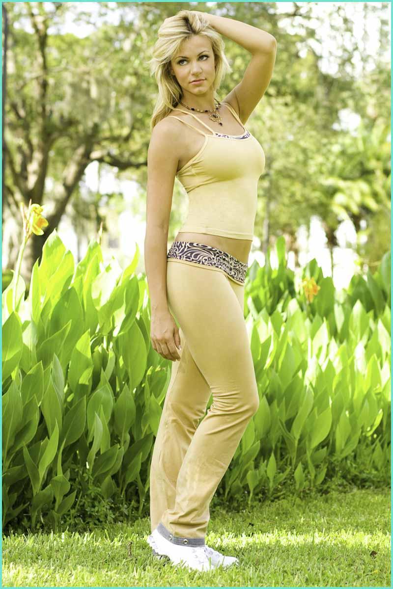 Planet Body Golden Sun Pants