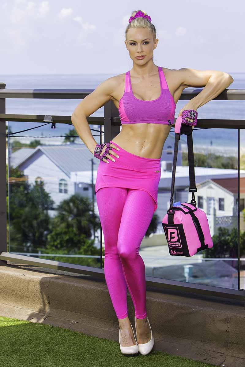 Prata Passion For Pink Legging