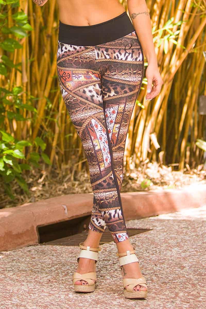 EQ Brazil Caliente Legging